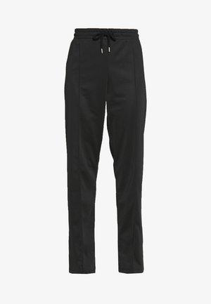 SLIM STRAIGHT JOGGER - Pantalones deportivos - black