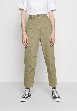 REESE UTILITY MENSY - Kalhoty - light khaki