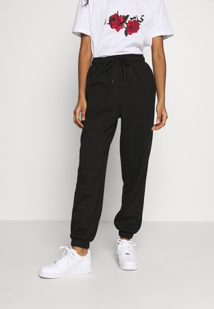 HARLEY JOGGER - Pantalon de survêtement - black