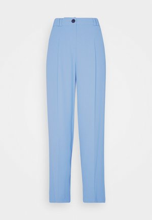 SUIT TROUSERS - Trousers - blue