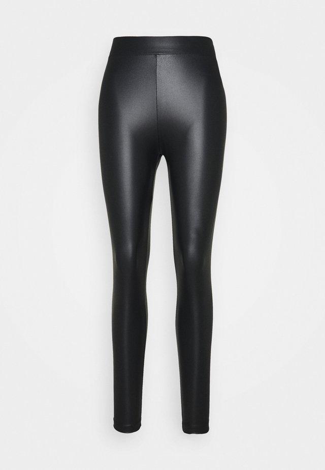 LOOK  - Leggings - Hosen - black