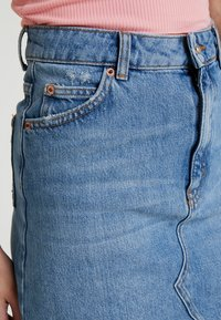 Topshop - CLEAN - Denim skirt - blue denim - 3