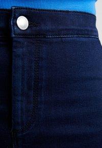 Topshop - JONI SKIRT - Denimová sukně - blue denim - 5