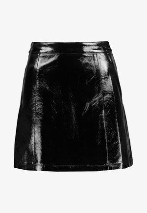 MINI CLOTH - Minirok - black