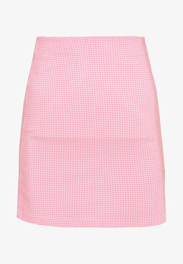 BENG - Mini skirt - pink