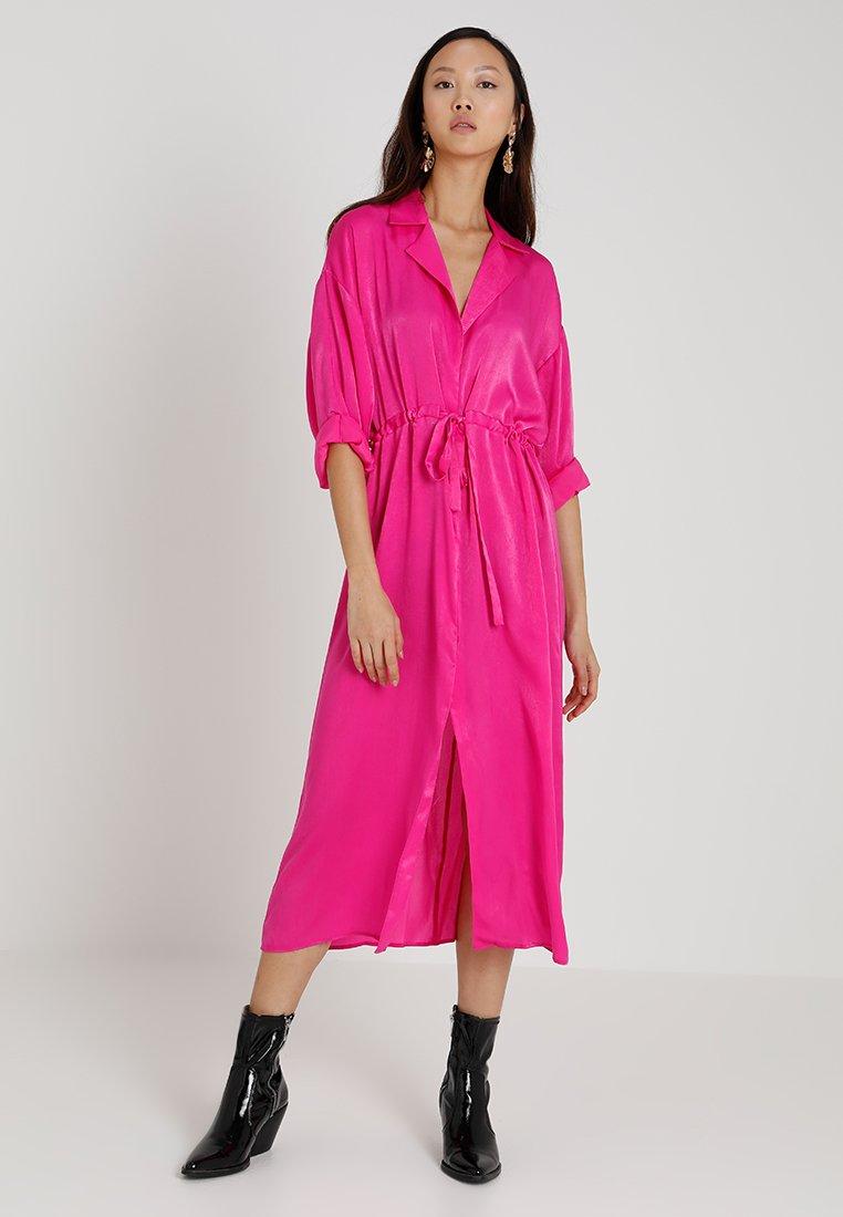 Topshop - Maxikleid - bright pink