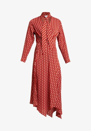 HORSE COIN - Day dress - rust
