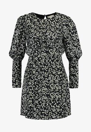 MINI AUSTIN DRESS - Sukienka letnia - black
