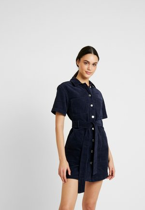 UTIL SHIRT DRESS - Shirt dress - navy