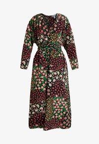Topshop - TIE SMOCK - Vestido informal - multi-coloured - 5