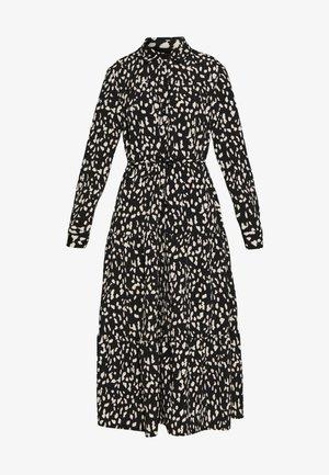 TIERERED DRESS - Hverdagskjoler - monochrome