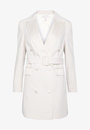 TUX DRESS - Shirt dress - ivory