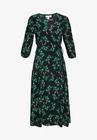 Topshop - NEW TWIST AUSTIN - Robe d'été - green - 3