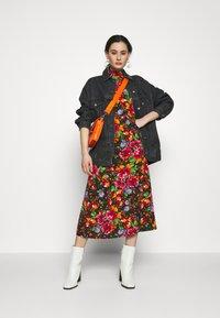 Topshop - ARCHIVE MIDI - Day dress - multi-coloured - 1
