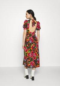 Topshop - ARCHIVE MIDI - Day dress - multi-coloured - 2