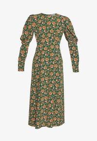 Topshop - EMPIRE WAIST - Sukienka koktajlowa - green - 6