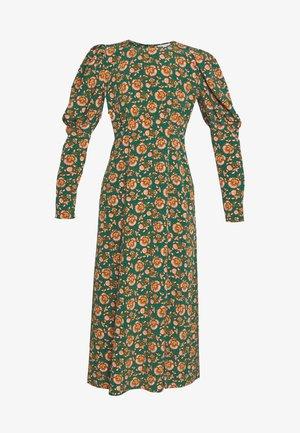 EMPIRE WAIST - Koktejlové šaty/ šaty na párty - green