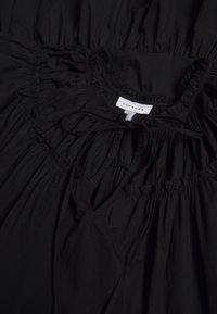 Topshop - SMOCK MIDI - Sukienka letnia - black - 3
