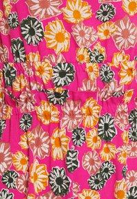 Topshop - DAISY BUBBLE MID - Korte jurk - pink - 2