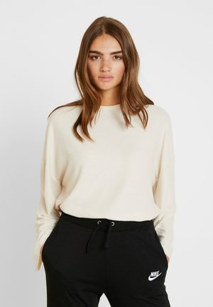 BRUSHED - Strickpullover - off-white