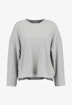 BRUSHED - Neule - grey