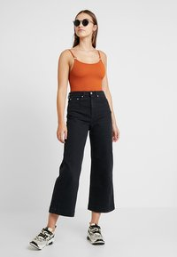 Topshop - RING - Top - tobacco - 1