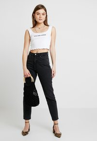 Topshop - MOON AND BACK - Top - white - 1