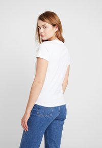 Topshop - SAVE THE SEA - T-shirt med print - white - 2