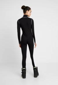 Topshop - SNO THERMAL ALL IN ONE - Combinaison - black - 2