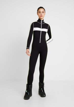 SNO THERMAL ALL IN ONE - Overall / Jumpsuit - black