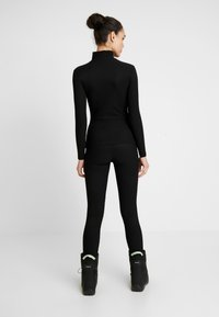 Topshop - SNO THERMAL - T-shirt sportiva - black - 2