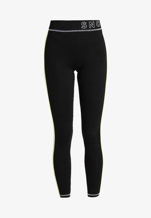 SNO THERMAL - Leggings - black