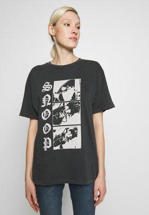 SNOOP DOGG - T-shirt print - black