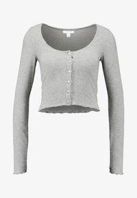 Topshop - Camiseta de manga larga - grey - 4