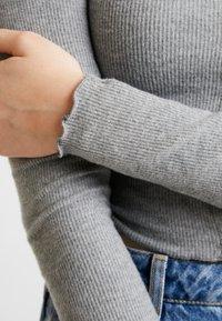 Topshop - Pitkähihainen paita - grey - 5