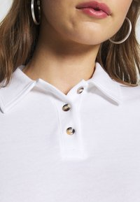 Topshop - RUGBY - Polo shirt - white - 5