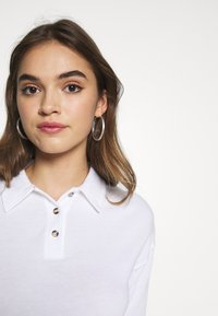 Topshop - RUGBY - Polo shirt - white - 3