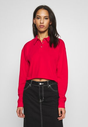 RUGBY  - Long sleeved top - red