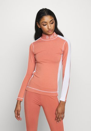 SNO THERMAL  - Long sleeved top -  pink