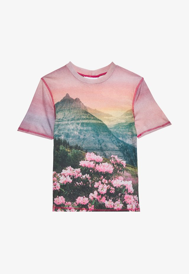 SHIBUYA - Camiseta estampada - multi
