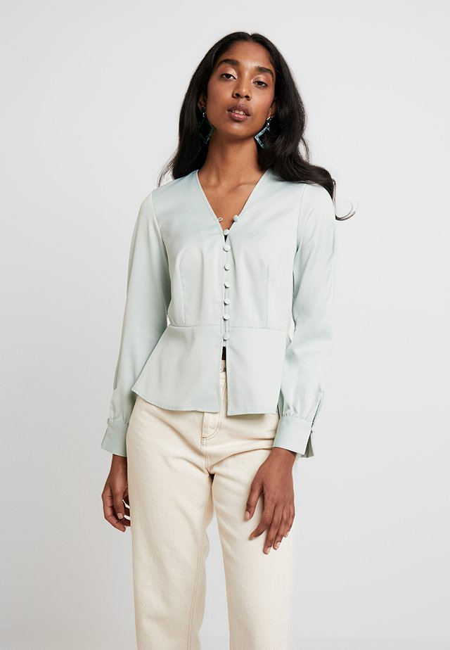 ROULEAU BLOUSE - Blusa - green