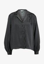 SMUDGE SPOT - Button-down blouse - mono