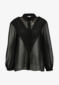 Topshop - PANEL - Camisa - black - 3