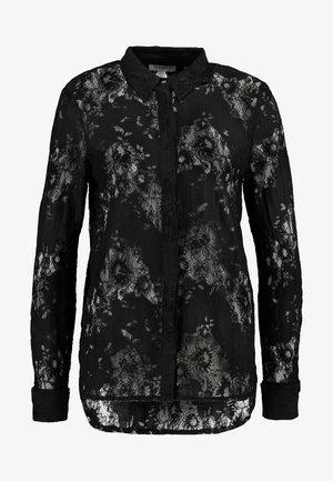 EYELASH - Košile - black