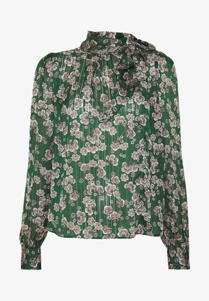ORIENTAL PUSSYBOW - Blouse - green