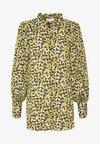 SMUDGE - Button-down blouse - khaki