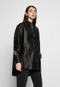 Topshop - Camisa - black - 0