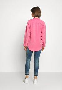 Topshop - ACID - Bluzka - pink - 2