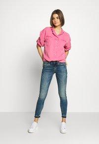 Topshop - ACID - Bluzka - pink - 1