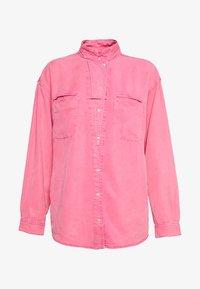Topshop - ACID - Bluzka - pink - 3